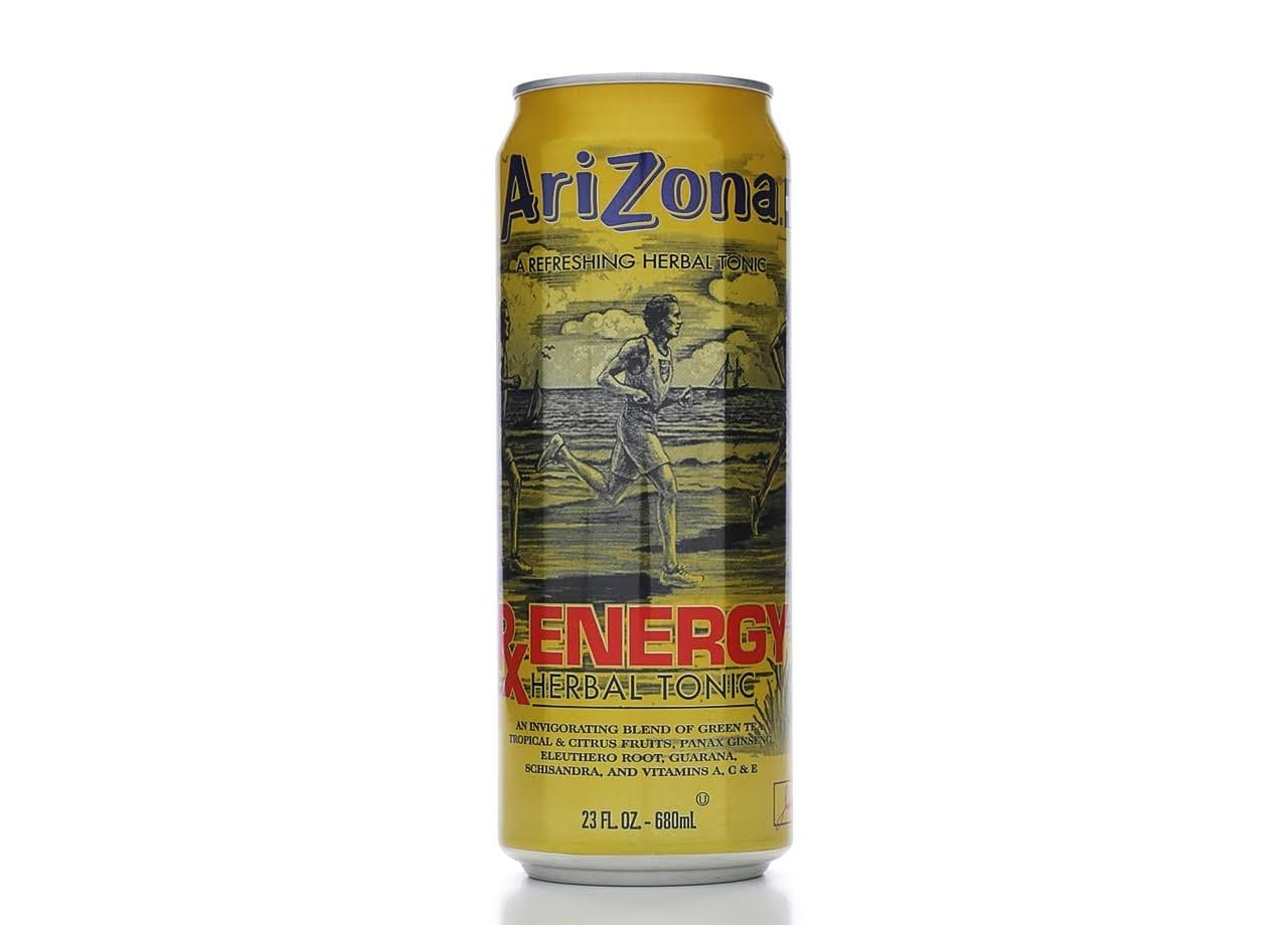 Arizona Tea RX Energy Herbal Tonic