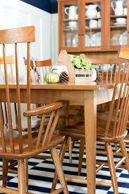 Dining Room Table Decorating Ideas Pictures by Fall Home Tour Living U0026 Dining Room It All Started With Paint