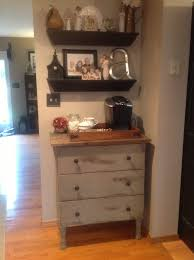 Ikea Tarva 6 Drawer Dresser by Tarva Coffee Station Ikea Hackers Ikea Hackers