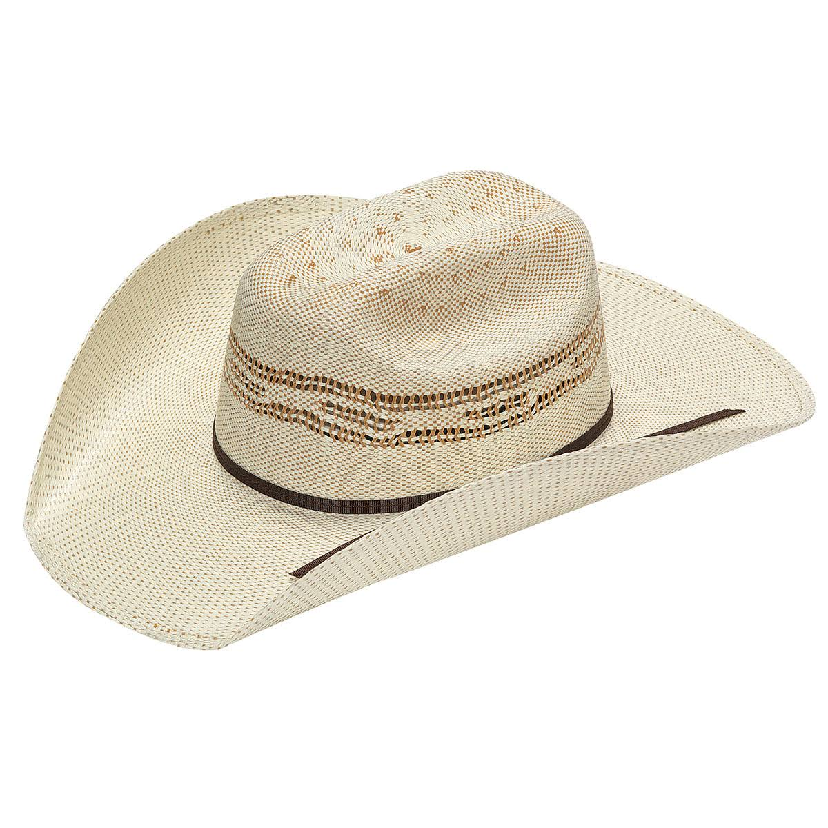 Twister T71630-L Kids Catteman Bangora Hat Tan - X-Large, Tan