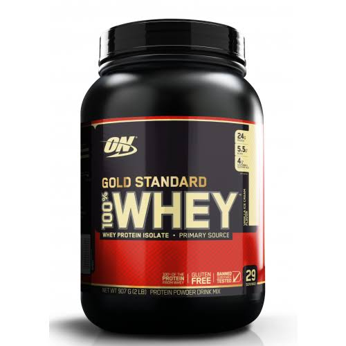 Optimum Nutrition Gold Standard Whey - Chocolate
