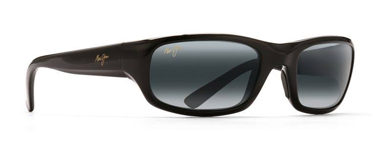 Maui Jim Stingray Polarized Sunglasses - Black