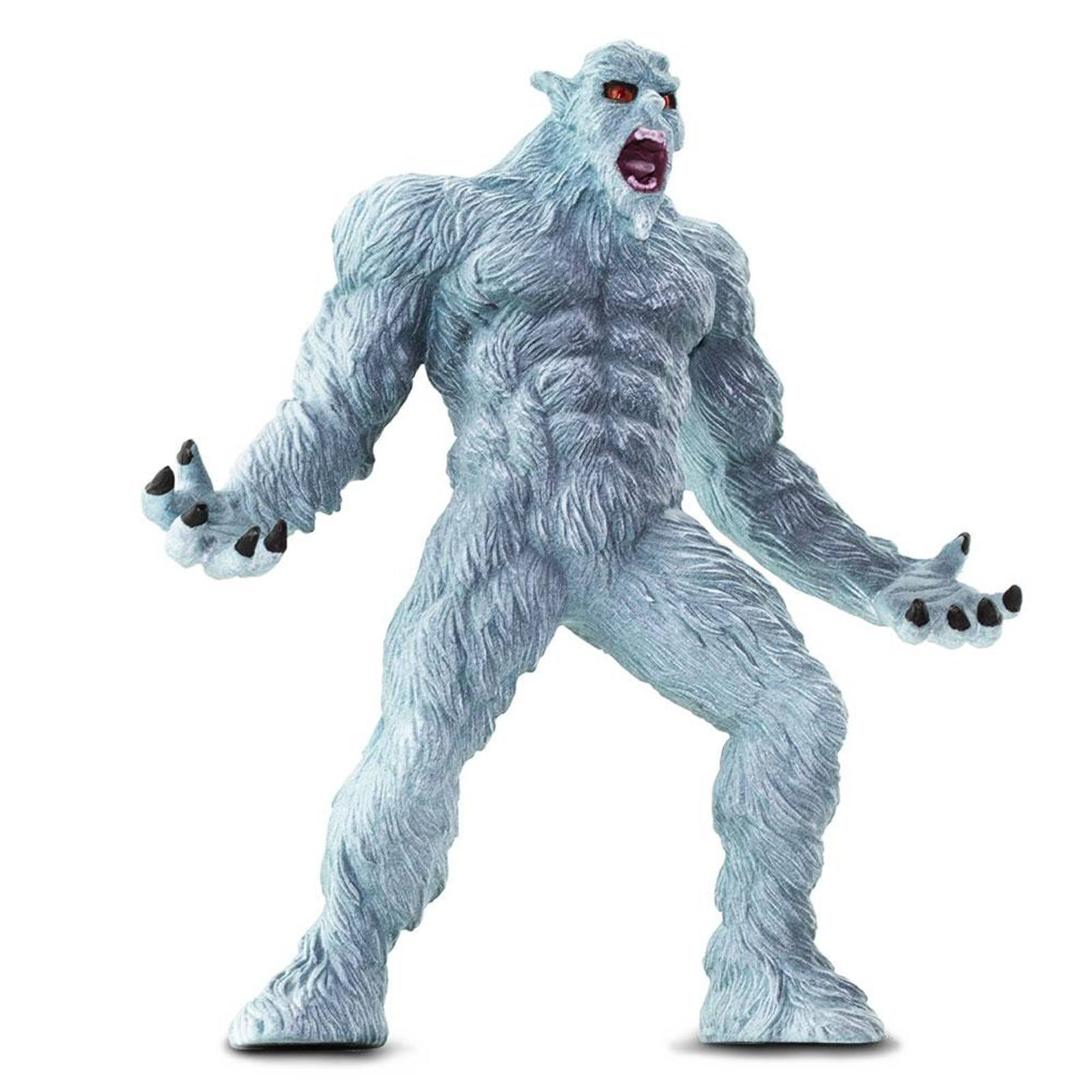 Safari Ltd Farm Educational Mythical Realms Yeti Abominable Snowman Figure
