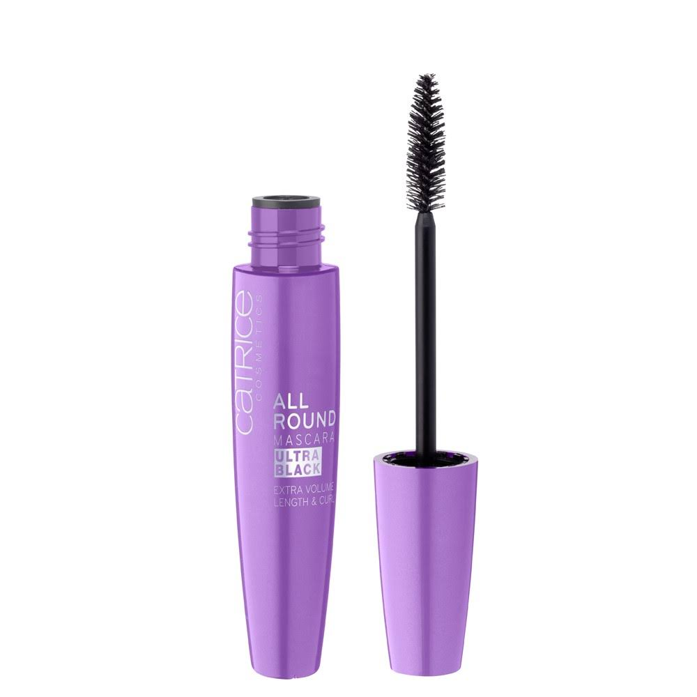 Catrice All Round Mascara - Ultra Black