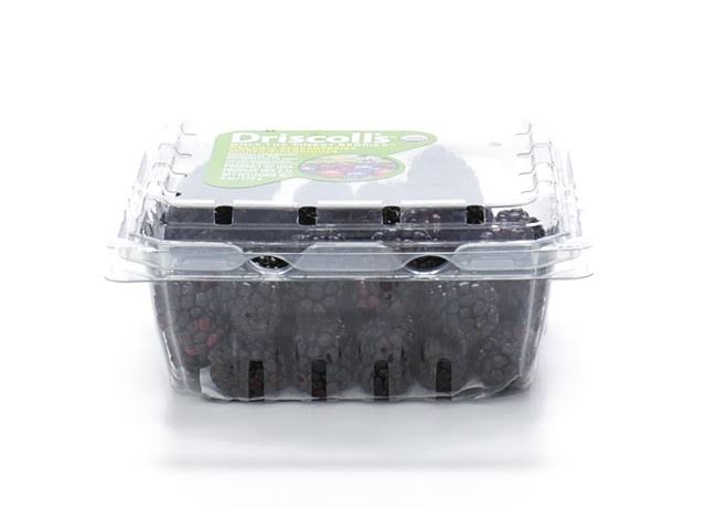 Driscolls Blackberries, Organic - 6 oz