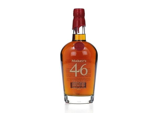 Makers Maker's 46 Whisky, Kentucky Bourbon - 750 ml