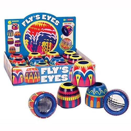 Tobar Tin Flys Eye - Assorted