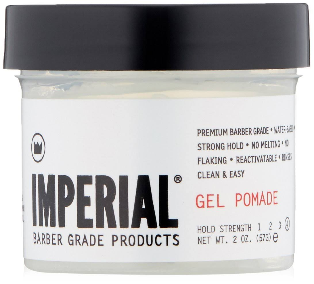 Imperial Barber Pomade 2 Ounce Gel