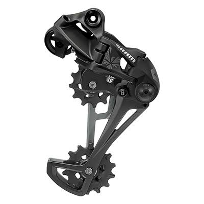 Sram GX Eagle Rear Derailleur - 12SP, Long Black