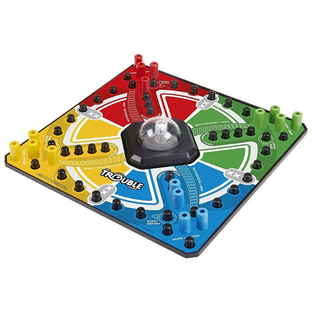 Hasbro Gaming Trouble Board Game