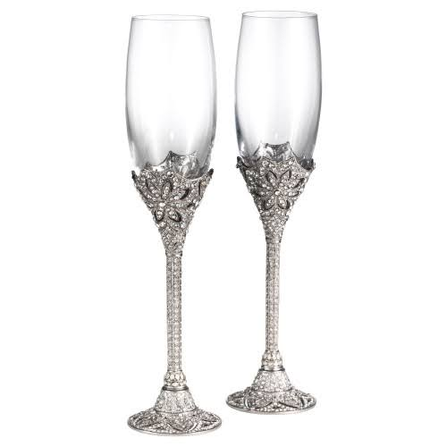 Olivia Riegel Windsor Toasting Flute - Set of 2