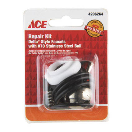 Ace Stainless Steel Faucet Repair Kit Delta