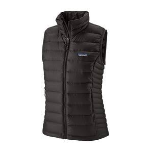 Patagonia Women's Down Sweater Vest - Black, Small