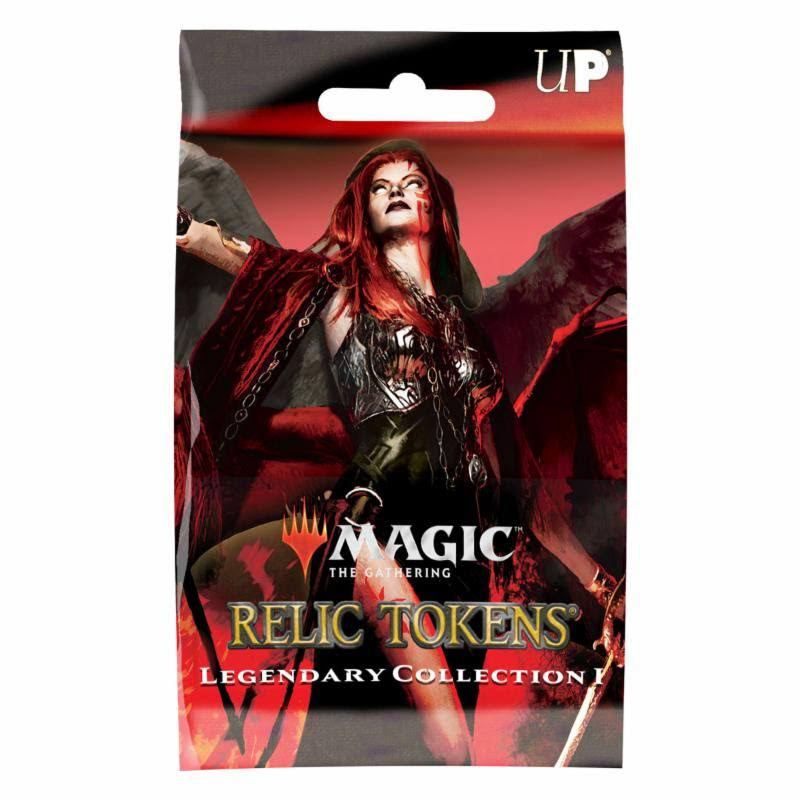 Ultra Pro Magic The Gathering Relic Tokens Display - Legendary Collection, 36pk