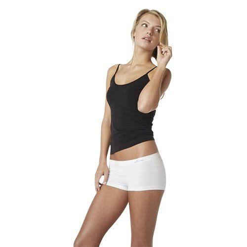 Boody Organic Bamboo Cami Black - Large Pack