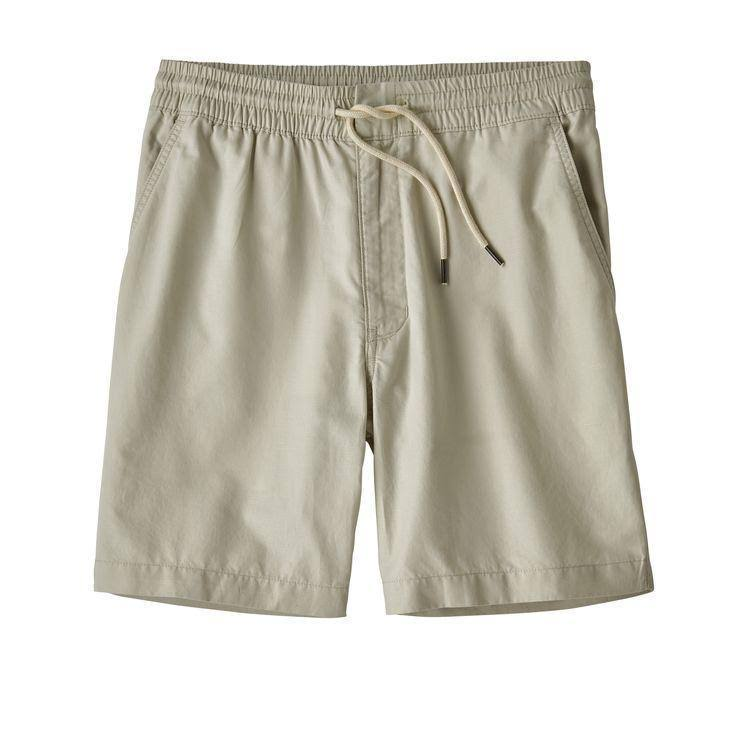 Patagonia Men's Lightweight All-Wear Hemp Volley Shorts Khaki XXL
