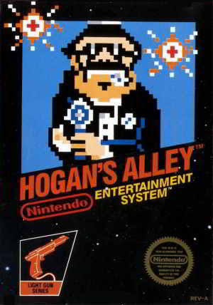 Hogan's Alley - Nintendo Entertainment System