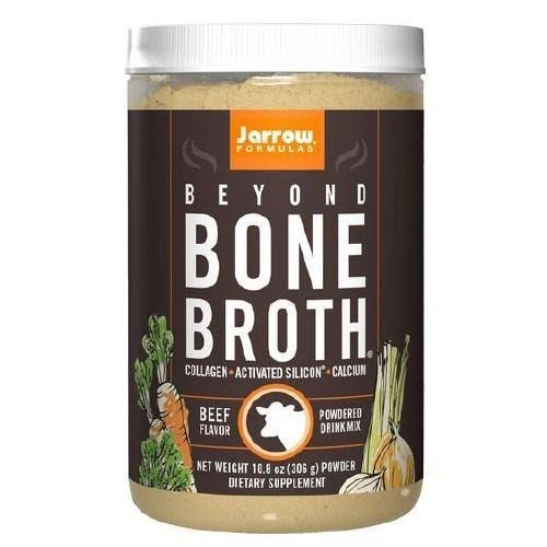 Jarrow Formulas Beyond Bone Broth Dietary Supplement - Beef, 306g