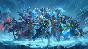 Hearthstone Beginner Decks Mage by Frozen Throne Guide Decks Missions Cards And More