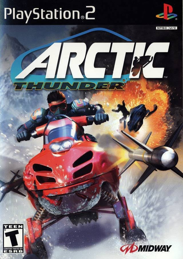 PlayStation 2 - Arctic Thunder