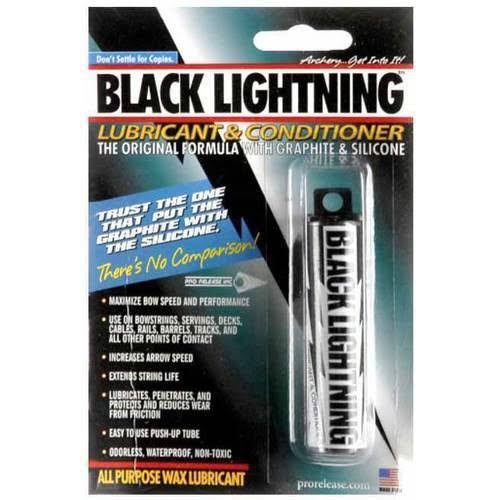 Pro Release Black Lightning Wax Lubricant