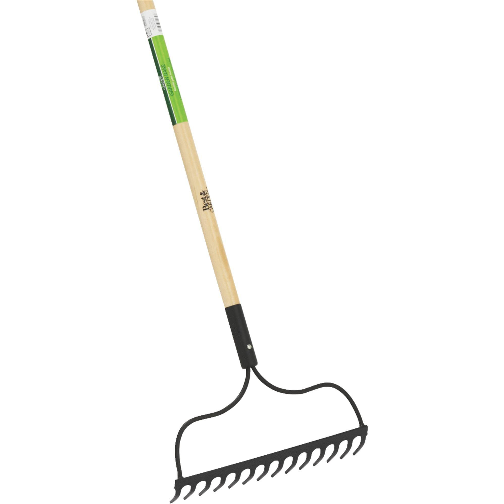 Do It Best Weld Garden Rake - 14 Tine