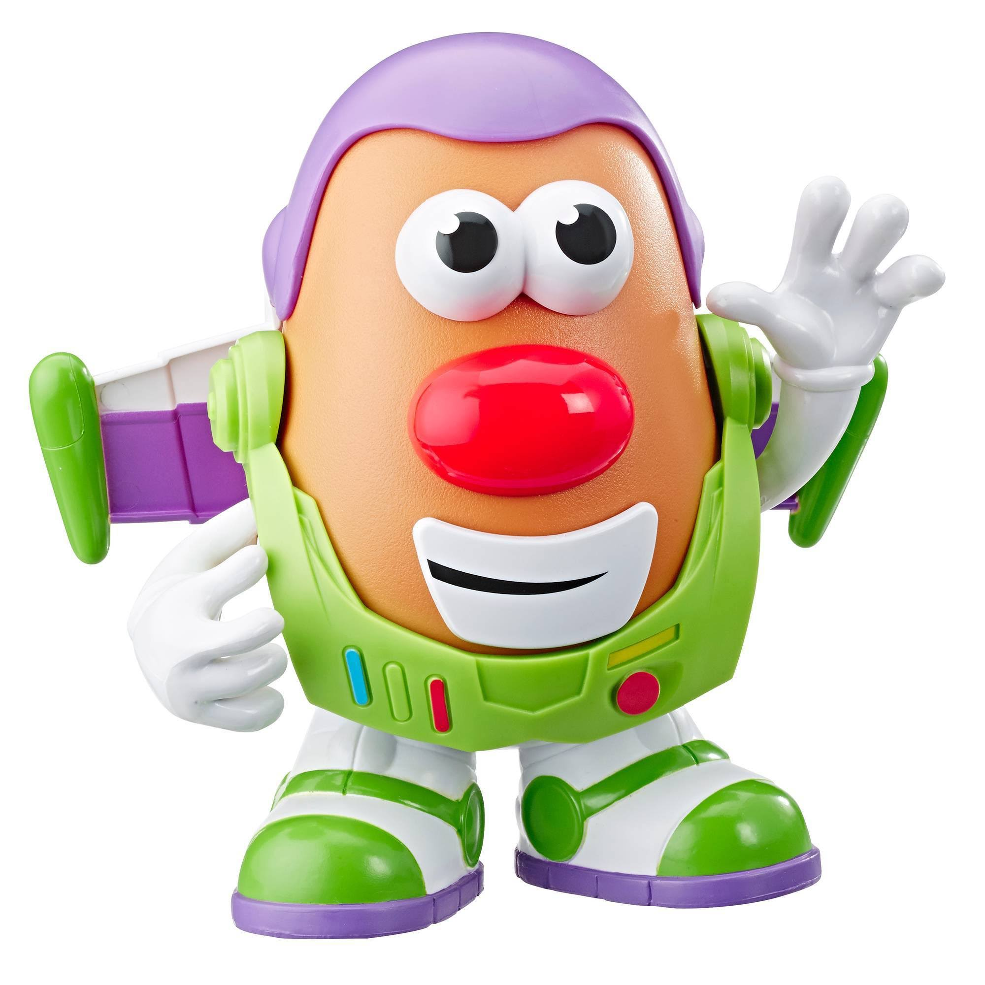Disney/Pixar Toy Story 4 Mr. Potato Head Spud Lightyear Figure