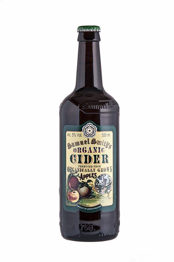 Samuel Smith's Organic Cider - 500ml