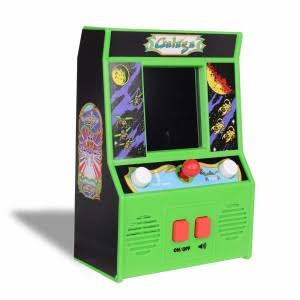 Galaga Mini Arcade Game