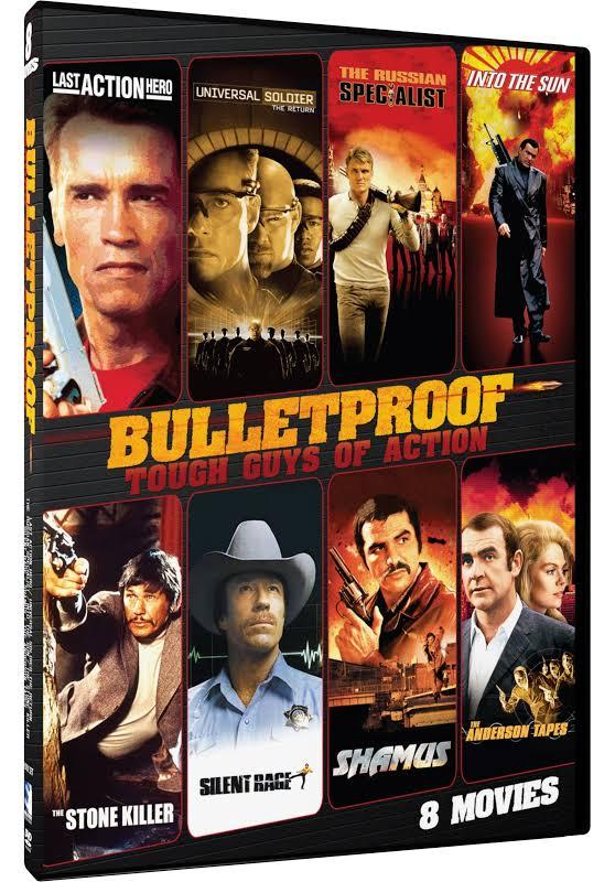 Bulletproof: Tough Guys of Action - DVD