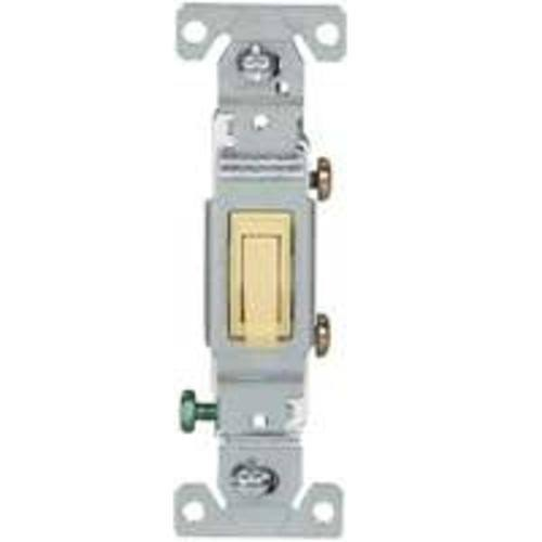 Cooper Wiring Devices Grounding Switch Single Pole