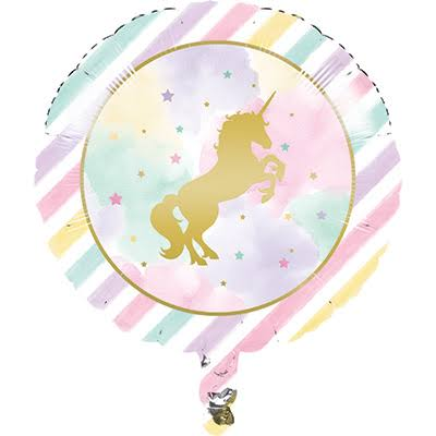"Unicorn Sparkle 18"" Foil Balloon"