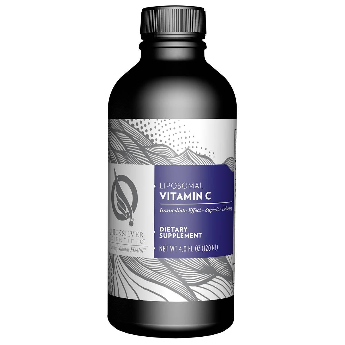 Quicksilver Scientific Liposomal Vitamin C - 4oz