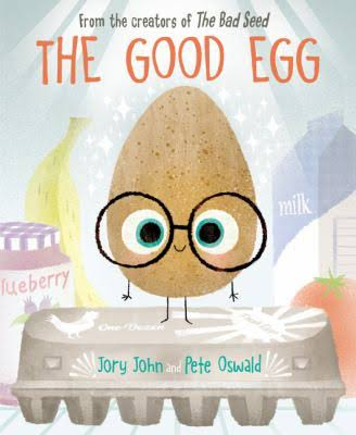 The Good Egg - Jory John