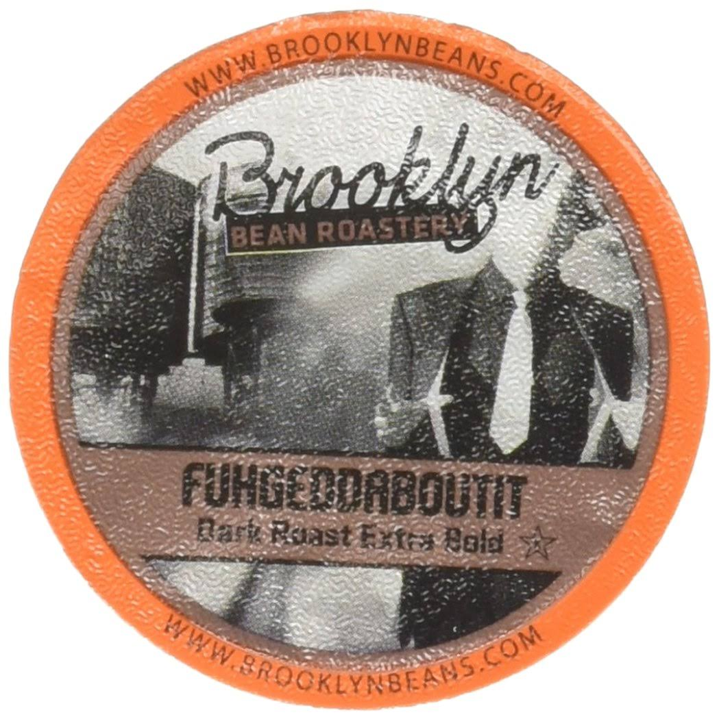 Brooklyn Beans FUHGEDDABOUTIT Single Cup 24ct