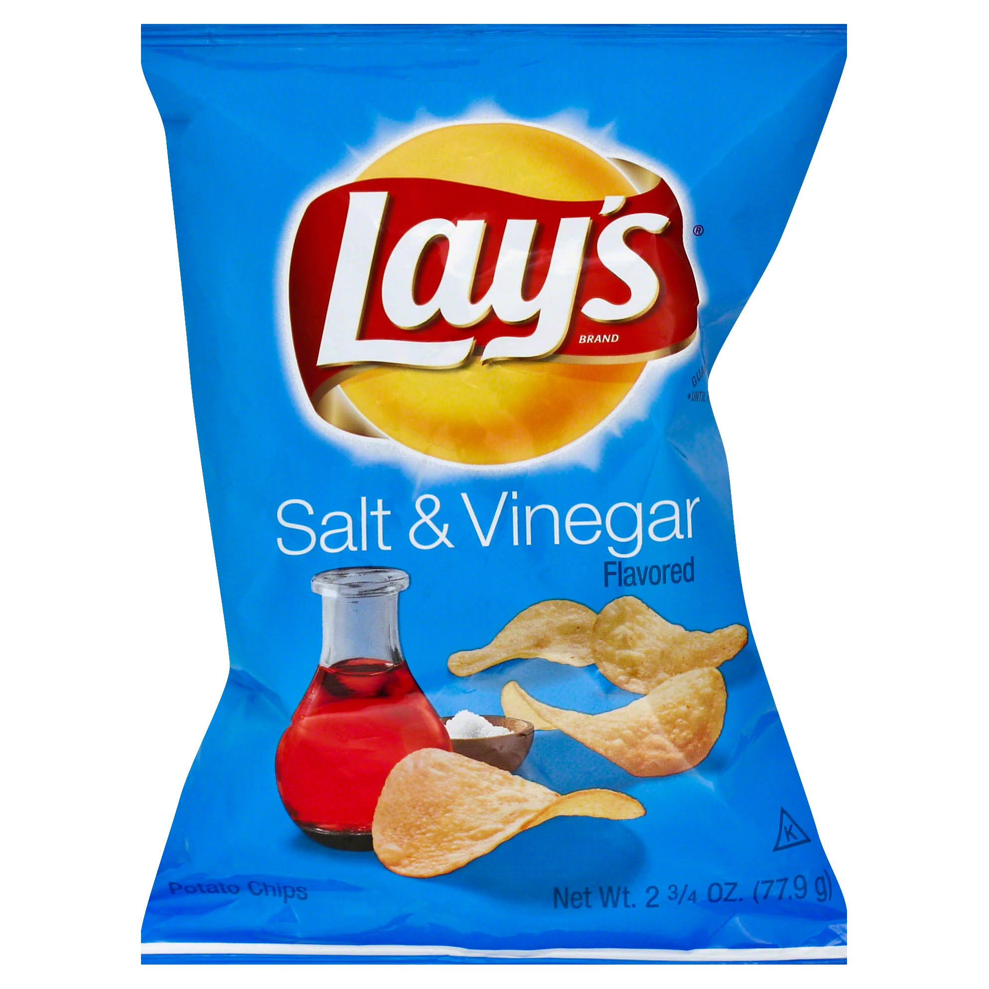 Lay's Potato Chips - Salt & Vinegar