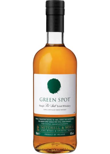 Green Spot Single Pot Still Irish Whiskey 70cl