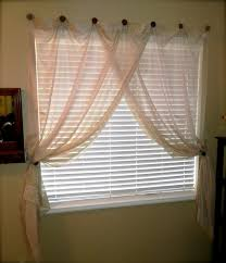 No Drill Window Curtain Rod by Life Unexpected How To Hang A Curtain Without A Rod