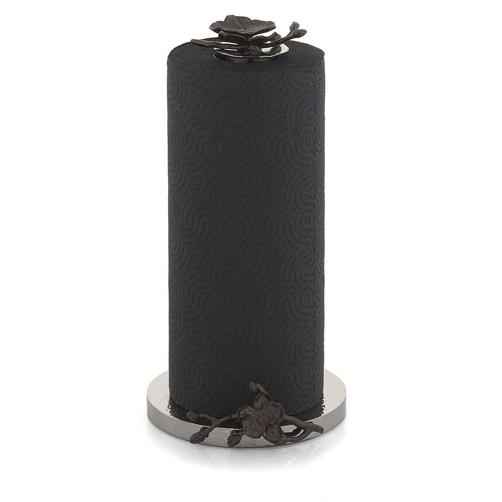 Michael Aram Paper Towel Holder - Black Orchid