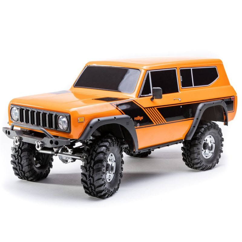 Redcat Racing Gen 8 Scout II 4WD RTR Toy Car - Orange