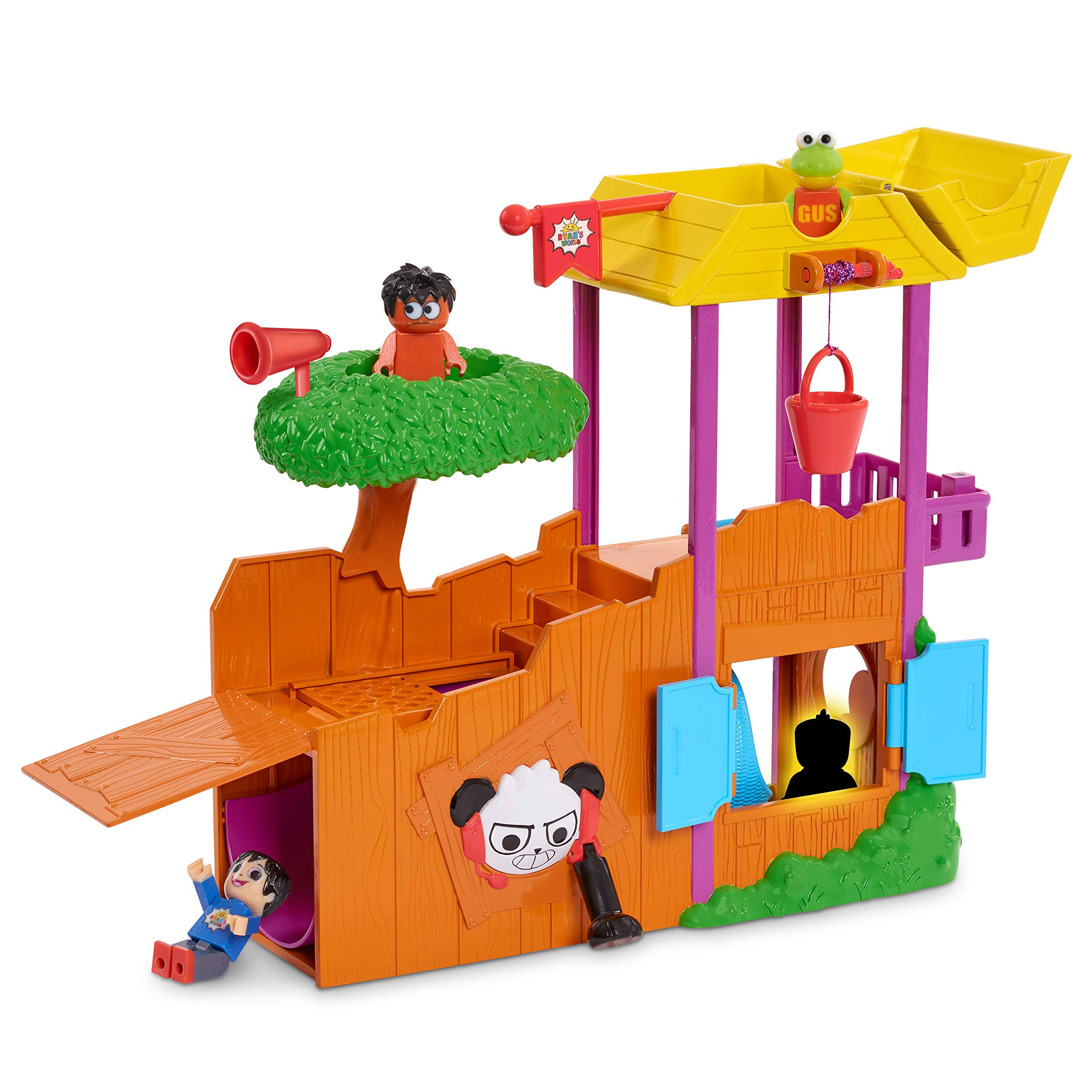 Ryan's World Ultimate Treehouse