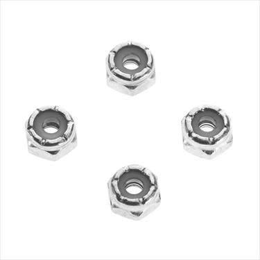 Great Planes Nylon Insert Locknut - 6-32, 4ct