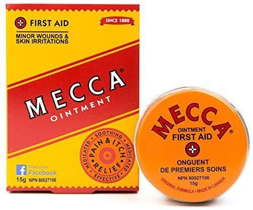 Mecca Ointment - 15g