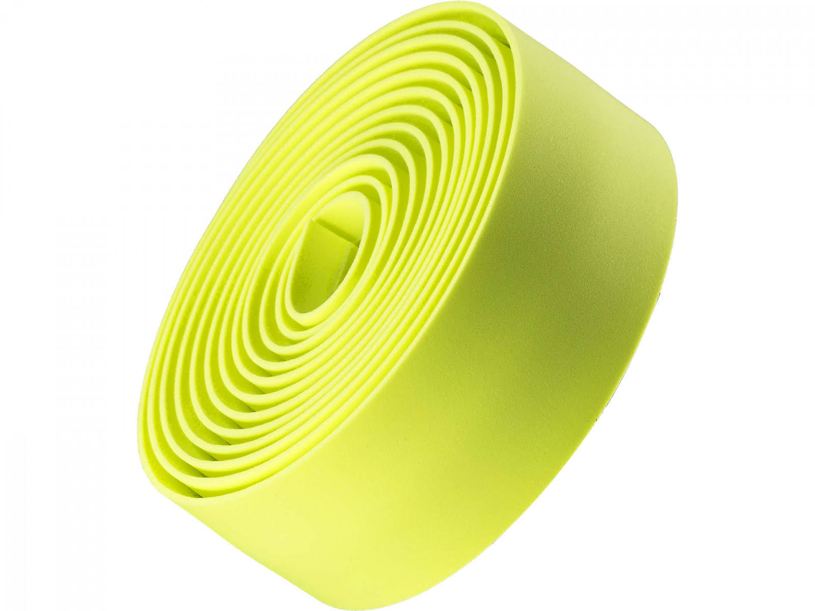 Bontrager Gel Cork Visibility Handlebar Tape - Yellow