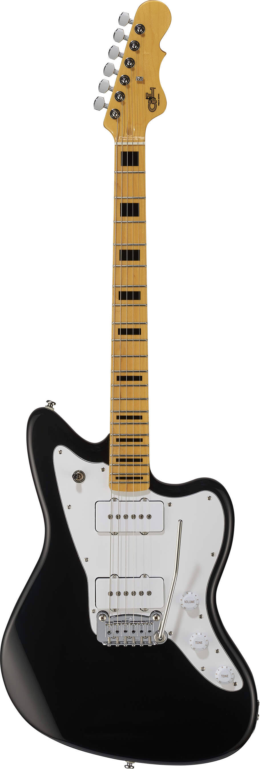 G&L Tribute Doheny Electric Guitar, Jet Black