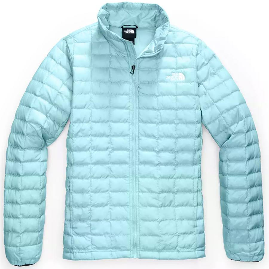 The North Face Women's Thermoball Eco Jacket - Small - Windmill Blue Matte