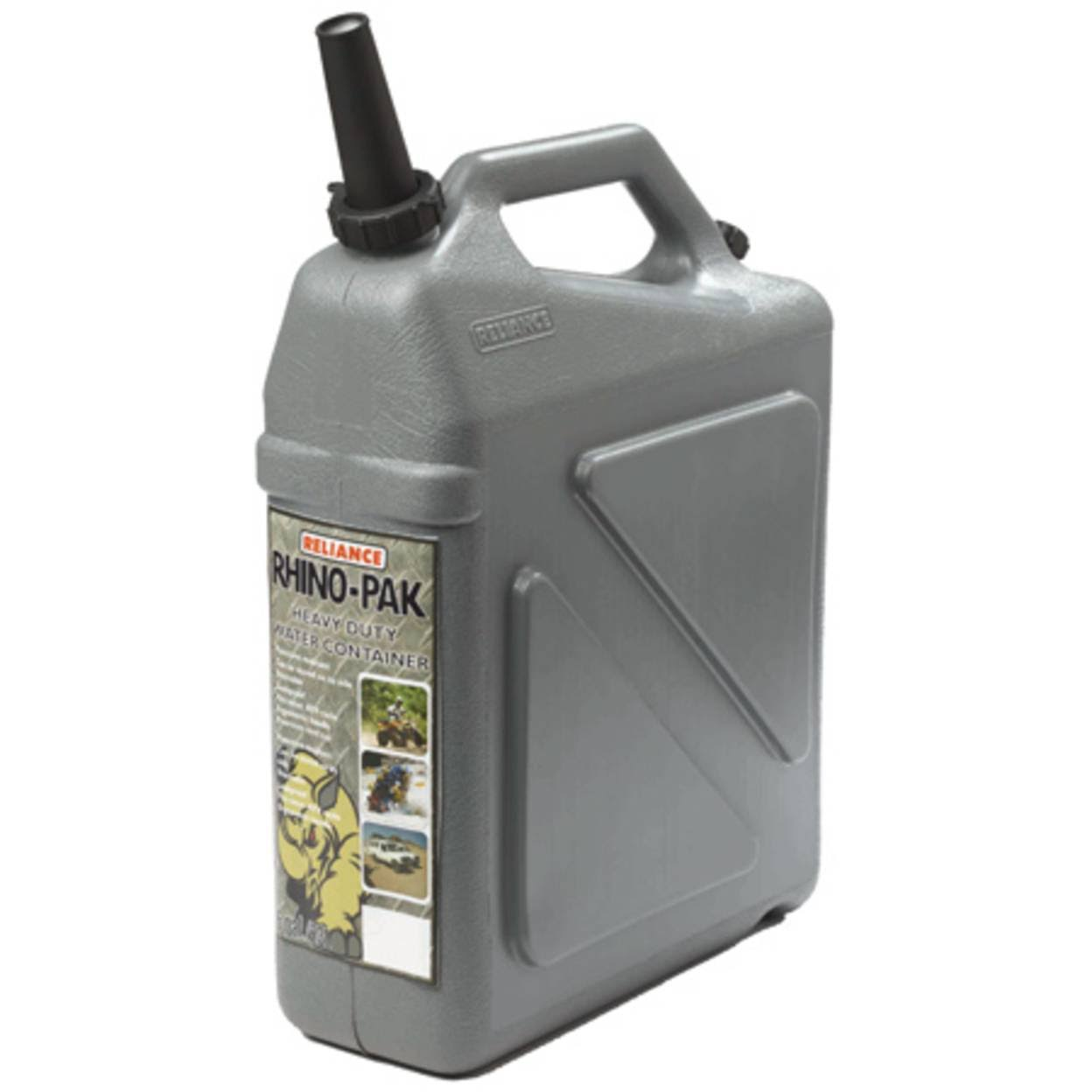 Reliance Rhino-Pak 5.5 Gal Heavy Duty Water Container
