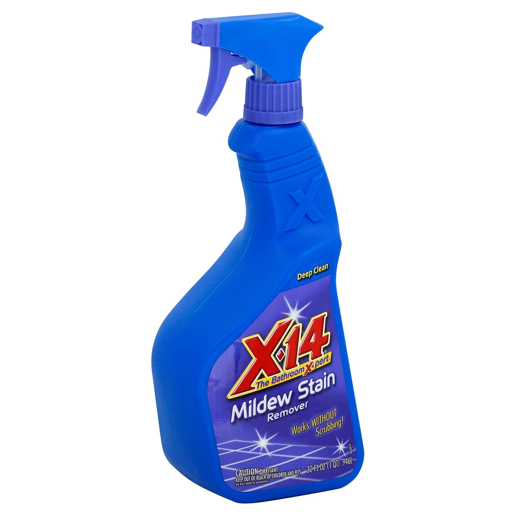 X-14 Mildew Stain Remover Trigger Spray