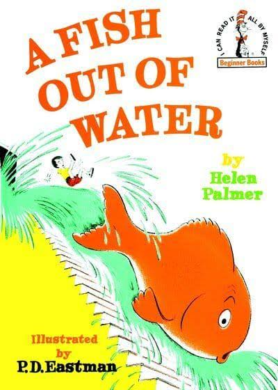 A Fish Out Of Water - Helen Palmer