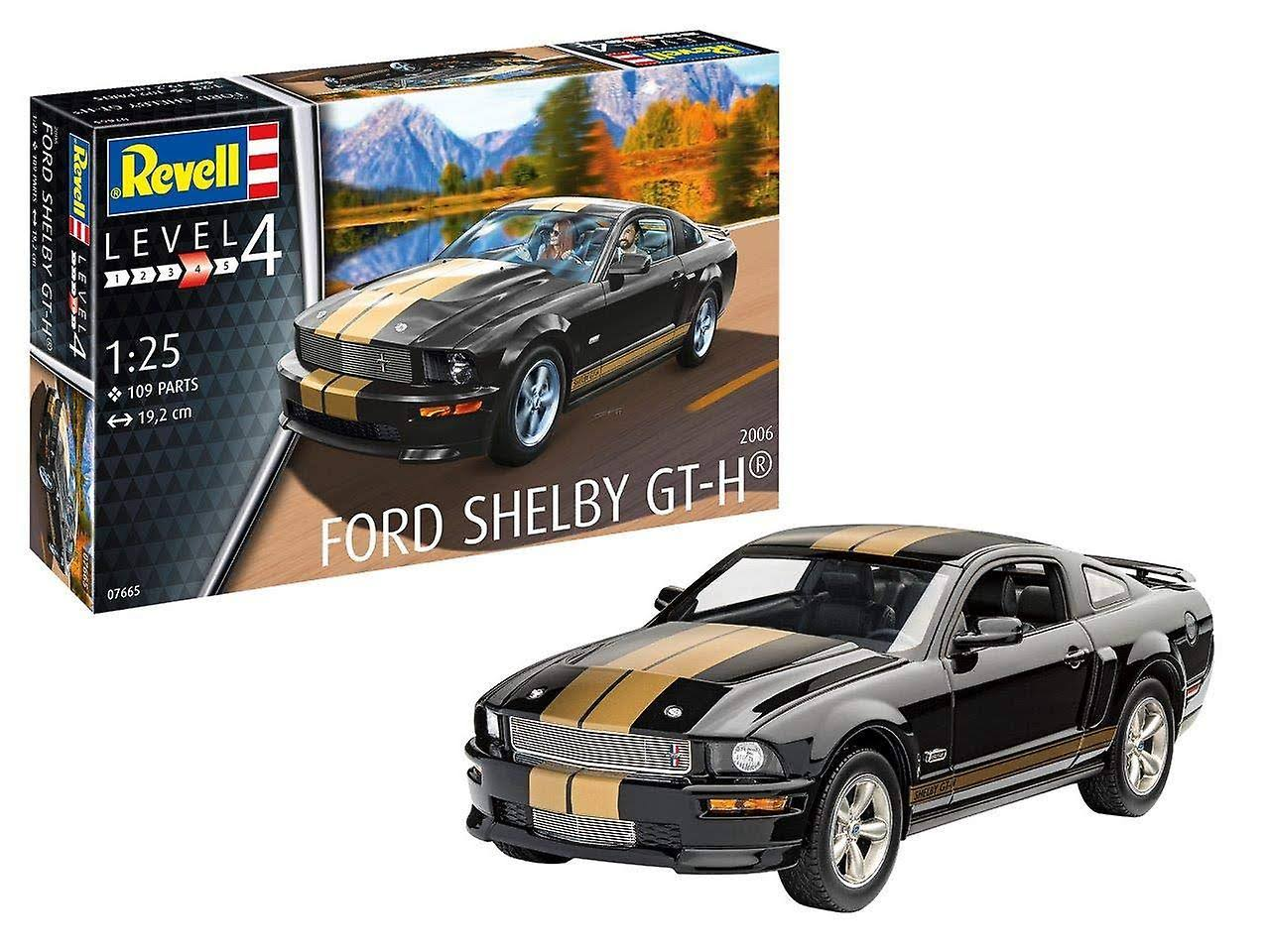 Revell Ford Shelby GT-H Model Kit - Scale 1:25
